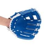 Giá Bán Professional Baseball Glove Outdoor Sports Baseball Team Exercise Training 10 5 Baseball Glove Blue Left Hand Softball Gloves Intl Mới