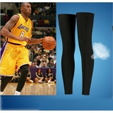 Giá Bán Professional Practical Basketball Race Protection Leg Sleeve Black Outdoor Sports Protect Your Knees Intl Trung Quốc