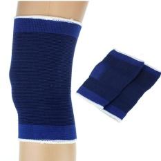 Hình ảnh Protector Sports Tendon Gym Knee Training Elastic Knee Brace Supports - intl