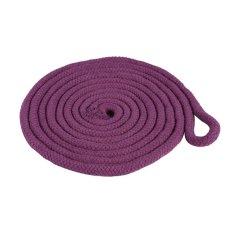 Hình ảnh Purple Color Gymnastics Rope Heavy Weight Training Sports Rope (purple) - intl