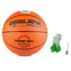 Quả bóng rổ cao su gerustar số 5