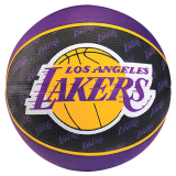 Bán Quả Bong Rổ Spalding Los Angeles Lakers Tim Đen