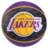 Giá Bán Quả Bong Rổ Spalding Los Angeles Lakers Tim Đen Nguyên