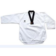 Mã Khuyến Mại Quần áo Võ Phục Taekwondo BlackTiger Cổ đen