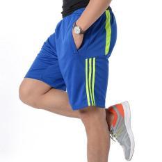 Chiết Khấu Quần Thể Thao Nam Short Chơi Tennis Blue Chạy Bộ Thể Thao Ngoai Trời Thoang Khi Thoat Mồ Hoi Khong Nhăn Popo Sports Others