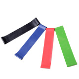 Mã Khuyến Mại Resistance Band Light Med Heavy Exercise Yoga Exercise Tubing Trung Quốc