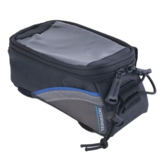 Giá Bán Roswheel Cycling Frame Front Tube Touch Screen Bag Black Intl Vakind Vietnam