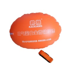 Hình ảnh Safety Swimming Security Inflatable Float Buoy Ball For Open Water Sea - intl
