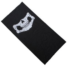 Bán Skull Face Mask Call Of Duty Ghost Balaclava Skateboard Outdoor Bike Cosplay Intl Rẻ