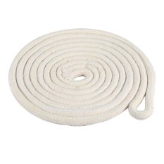 Hình ảnh Solid Rhythmic Gymnastics Arts Rope For Adult or Child (white) - intl