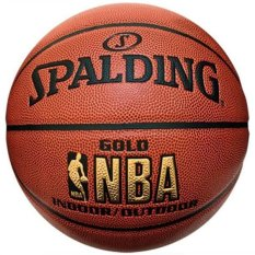 Spalding Gold Indoor/Outdoor Basketball - intl
