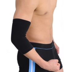 Hình ảnh Sport Goods Compression Arm Sleeve Support Stretch Basketball Protective Gears - intl