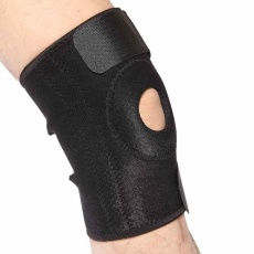Stretchy Knee Brace Knee Support Protector for Adult Climbing Cycling Hiking - intl