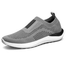 Giày thể thao ngoài trời dành cho nam thở ra Giày chạy bộ Giày kiểu đơn giản Giày du lịch bền and nhẹ Giày vải bay Thể Thao cho Nam cho Nữ Giày Bền và Nhẹ Travelling Giày vải bay-quốc tế