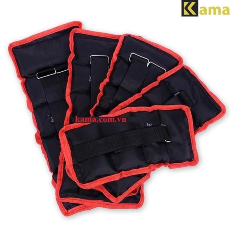 Tạ đeo chân - tạ đeo tay 4kg Kama
