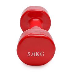 Tạ tay nhập khẩu TNK 5kg - Đỏ