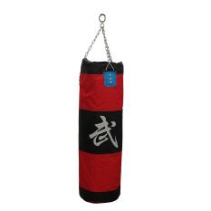 Hình ảnh Thái Karate Đấm boxing Đấm Đá Túi Đựng Đệm + Dây Chuyền Phụ Kiện-Intl