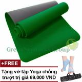 Giá Bán Thảm Tập Gym Va Yoga Tpe 8Mm 2 Lớp Cao Cấp Trong Hồ Chí Minh