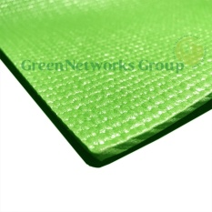 Bán Thảm tập yoga buôn ma thuột GreenNetworks có túi (xanh lá) + Tặng chai xịt