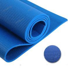 Giá Bán Thảm Tập Yoga Chống Trơn 6Mm Tặng Tui Đựng Thảm Gocgiadinhvn Xanh Lam Đậm Nam Phong