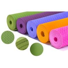 Hình ảnh Thảm tập Yoga TPE cao cấp KT 180 x 60 x 0.7cm siêu dày