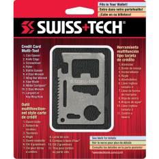 Cửa Hàng Bán Thẻ Đa Năng Swisstech Credit Card Multi Tool 33309