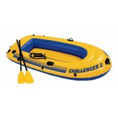 Hình ảnh Thuyền bơm hơi INTEX Challenge 2 người 68367