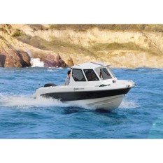 Thuyền câu Piscator 580 - Silver Marine