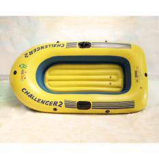 Hình ảnh Thuyền hơi Kayak 2 người cao cấp (tặng kèm bơm điện)