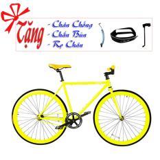 Topbike Fix màu vàng chanh