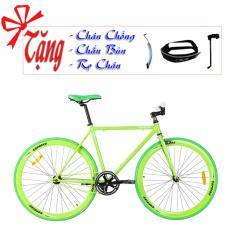 Topbike Fix Màu Xanh Vietbike
