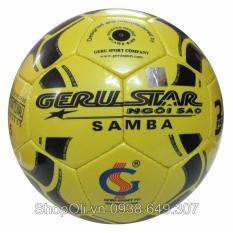Trái bóng GeruStar SAMBA số 5 khâu tay
