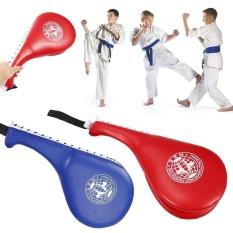 Traning Gear Taekwondo Đôi Kick Pad Mục Tiêu Tae Kwon Do Karate Kickboxing-quốc tế