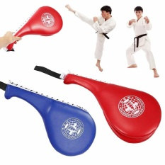 Hình ảnh Traning Gear Taekwondo Đôi Kick Pad Mục Tiêu Tae Kwon Do Karate Kickboxing-quốc tế
