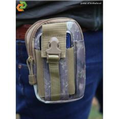 Hình ảnh túi đeo thắt lưng bao đeo điện thoại bao đựng bi ná cao su