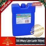 Bán Tui Nhựa Lam Lạnh Coleman 1237168 750Ml 750Ml Ice Brick Hang Phan Phối Chinh Thức Người Bán Sỉ