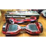 Ôn Tập Van Trượt Can Bằng Smart Balance Wheel Banh Xe 8Ich