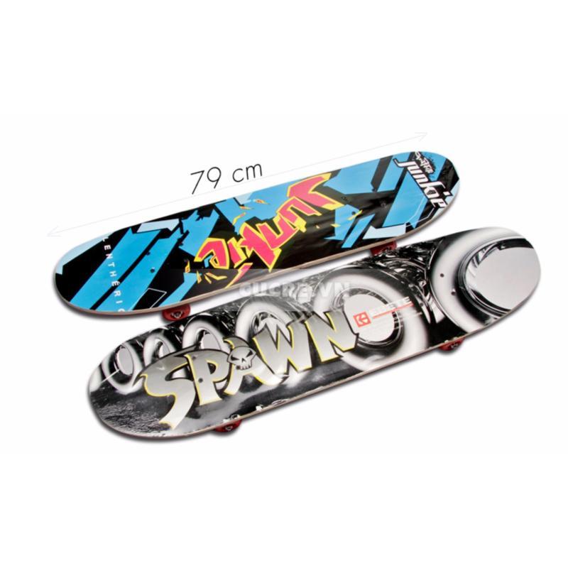 Giá bán Ván trượt lớn skateboard ( tiêu chuẩn thi đấu _ Hot hot hot )
