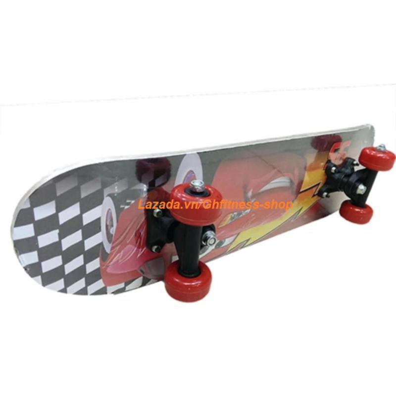 Giá bán Ván trượt Skate Boardcho trẻ em dưới 10 tuổi - KAMA