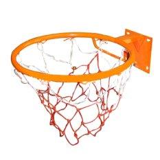 Hình ảnh Vành bóng rổ 40cm kèm lưới (Cam)