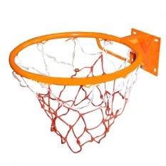 Hình ảnh Vành bóng rổ 50cm (Cam) kèm lưới