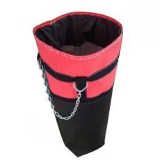 Hình ảnh Vỏ bao cát đấm bốc KAMA Sport 70cm + Tặng kèm dây xích