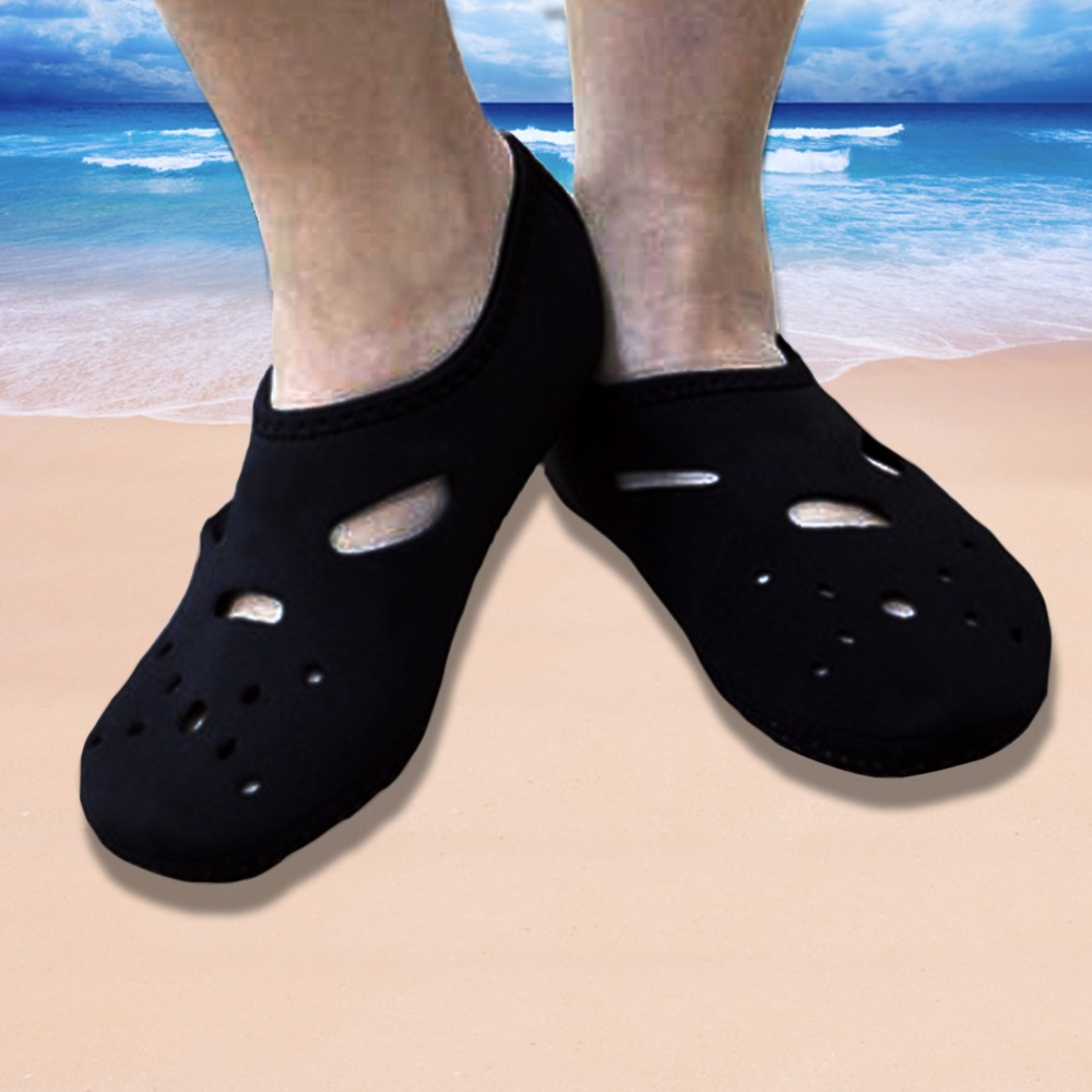 Water Sports Neoprene Diving Socks Anti Skid Beach Socks Swimming Surfing Neoprene Socks Adult Diving Boots Wet Suit Shoes - Intl By Ranki Store.