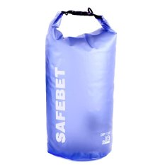 Waterproof Dry Bag 10L Capacity PVC Storage Pouch Bag for Outdoor Fishing Swimming Hiking Camping Rafting Boating Floating Blue - intl