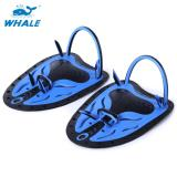 Whale Paired Unisex Swimming Adjustable Paddles Fins Webbed Training Pool Diving Neoprene Hand Gloves Intl Whale Chiết Khấu