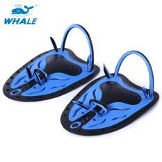 Bán Mua Whale Paired Unisex Swimming Adjustable Paddles Fins Webbed Training Pool Diving Neoprene Hand Gloves Intl Mới Trung Quốc