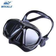Hình ảnh WHALE Professional Scuba Hyperopia Myopia Diving Swimming Mask Goggle - intl