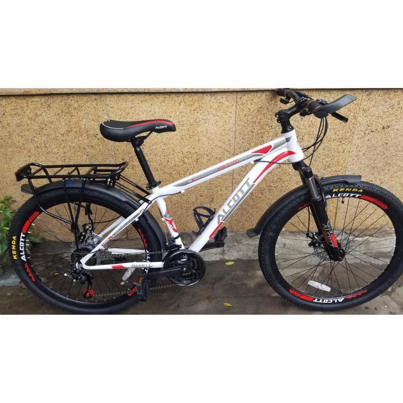 Mua Xe đạp địa hình ALCOTT XTR 2300 (Đỏ trắng)