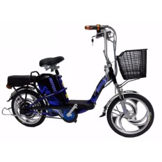Mua Xe đạp điện Bmx 18 inch ( đỏ đen )