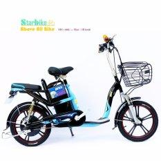 Mua Xe đạp điện  STARBIKE nhúng khung sơn  18 inch ( Bánh mâm )